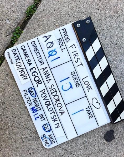 Анна Седокова стала режиссером в Лос-Анджелесе: фильм о первой любви звезды - фото №2