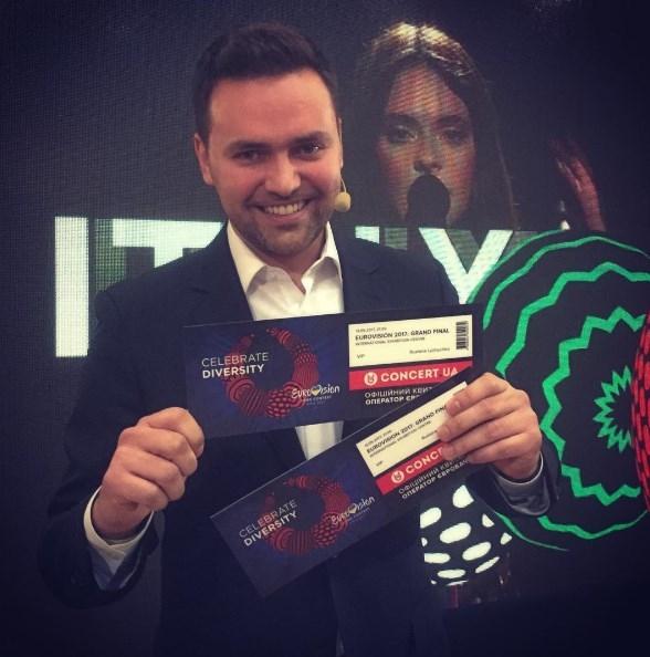 Евровидение-2017: Тимур Мирошниченко рассказал о том, как проводился кастинг ведущих - фото №1