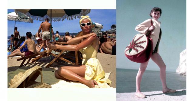 Плетеные сумки на лето: где купить и с чем носить