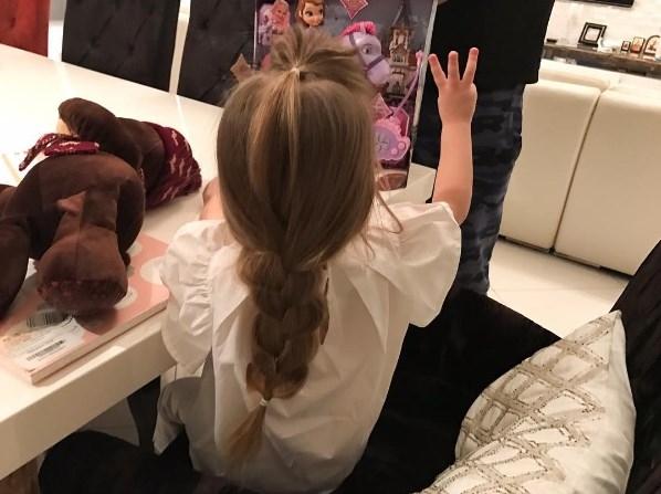 Кристина Асмус трогательно поздравила 3-летнюю дочь с днем рождения (ФОТО) - фото №1