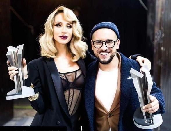 "Дуэт, который долго ждали: LOBODA и MONATIK представили новую песню ""Жарко"" (ВИДЕО) - фото №1"
