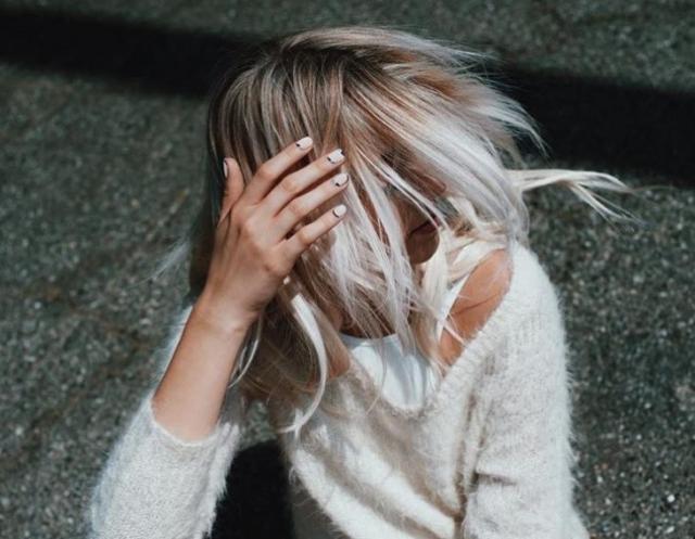 "Модное окрашивание весна 2017: оттенок ""смоки""-блонд - фото №7"