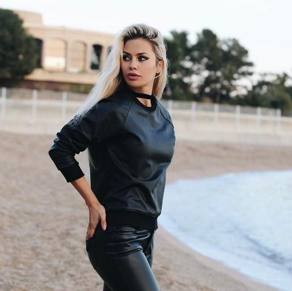 Викторию Боню задержали и обыскали в аэропорту Лос-Анджелеса - фото №2