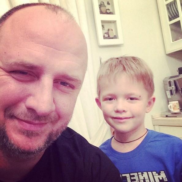 8-летний сын Потапа рассказал о своей девушке - фото №1