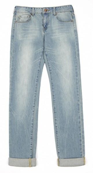 Модные джинсы: весна-лето 2013 - фото №20
