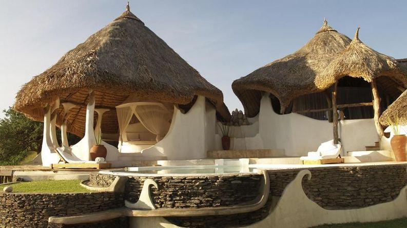 Самые романтические отели мира. Фото - фото №7