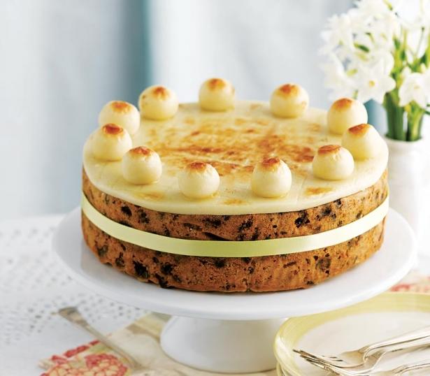 Пасха: что приготовить. Рецепт английского пасхального кекса - фото №2