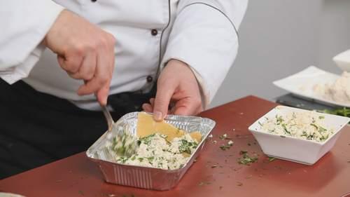Рецепт приготовления рикотты и лазаньи с рикоттой - фото №8