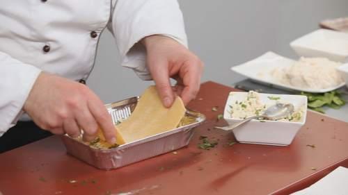 Рецепт приготовления рикотты и лазаньи с рикоттой - фото №9
