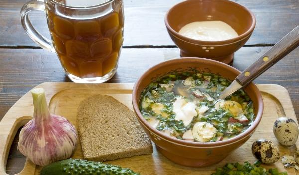 Окрошка: 5 самых популярных рецептов приготовления - фото №1
