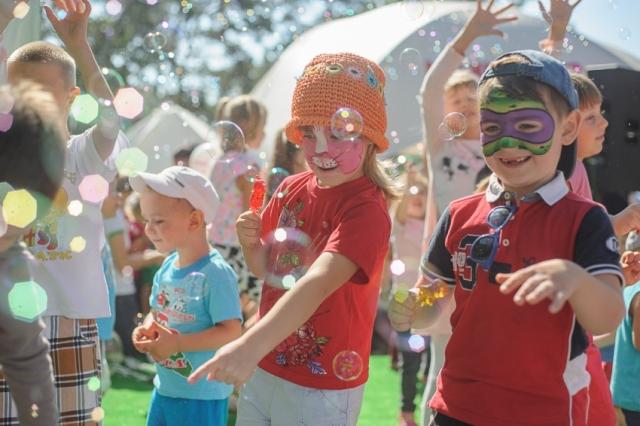 VI Семейный фестиваль Family Day