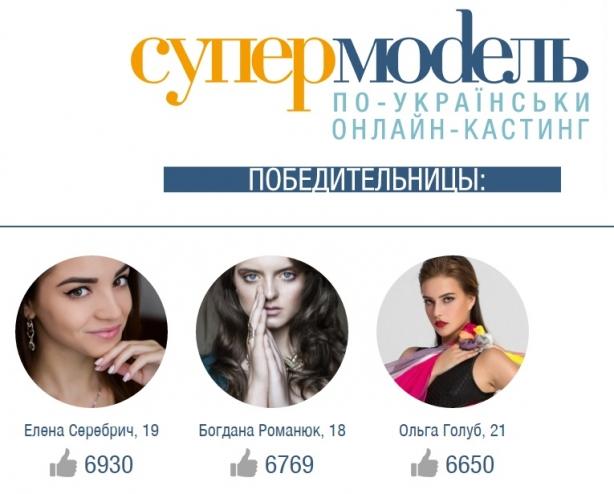 супермодель по украински 3 сезон участницы фото