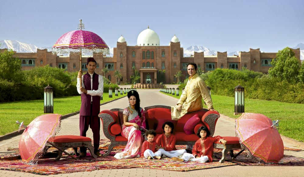Лучшие отели мира: Taj Palace Marrakesh, Марокко - фото №1