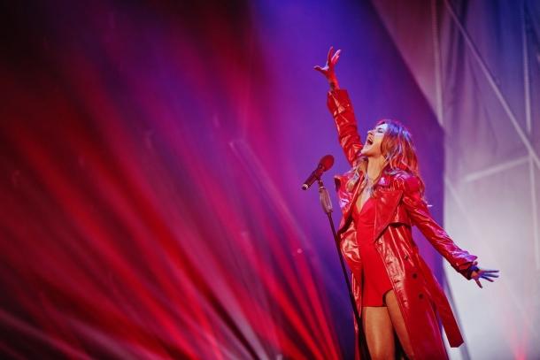 Евровидение-2017: TAYANNA поздравила ILLARIA и ROZHDEN с выходом в финал нацотбора - фото №1