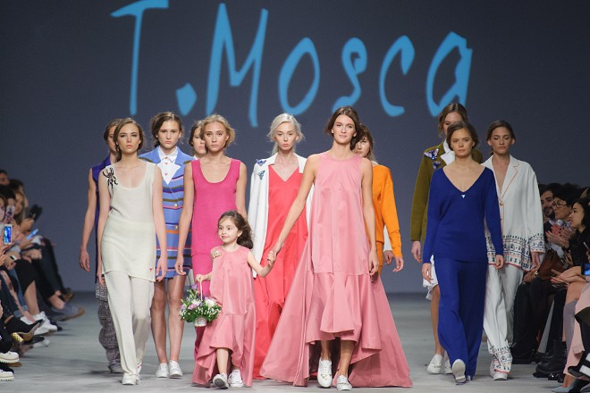 Ukrainian Fashion Week: коллекция T.MOSCA SS`2016