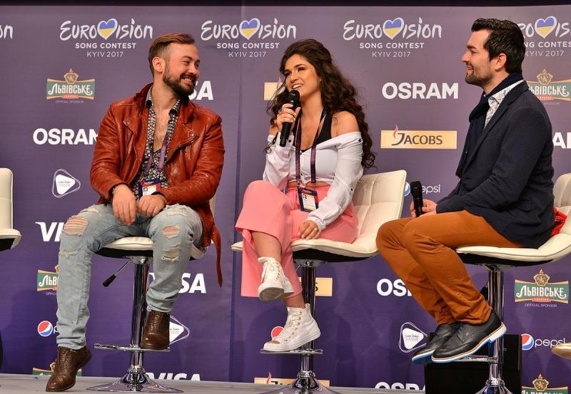 второй полуфинал евровидения участники