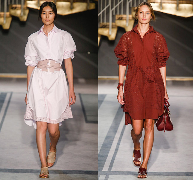 Тренд: платье-рубашка - фото №2