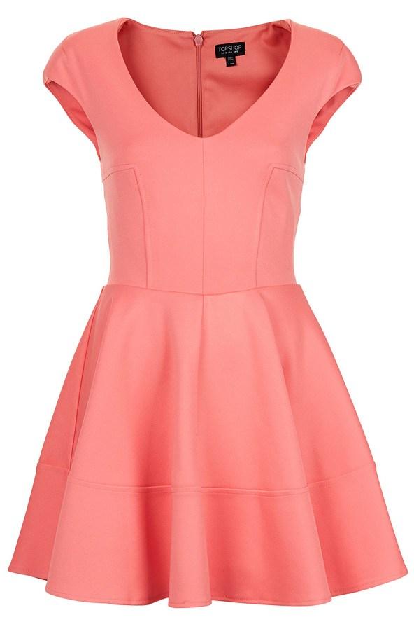 Модные платья лета 2013: фасоны, цвета и детали - фото №9