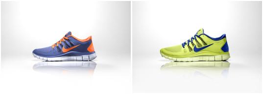 Nike выпустил кроссовки для бега и тренинга - фото №1