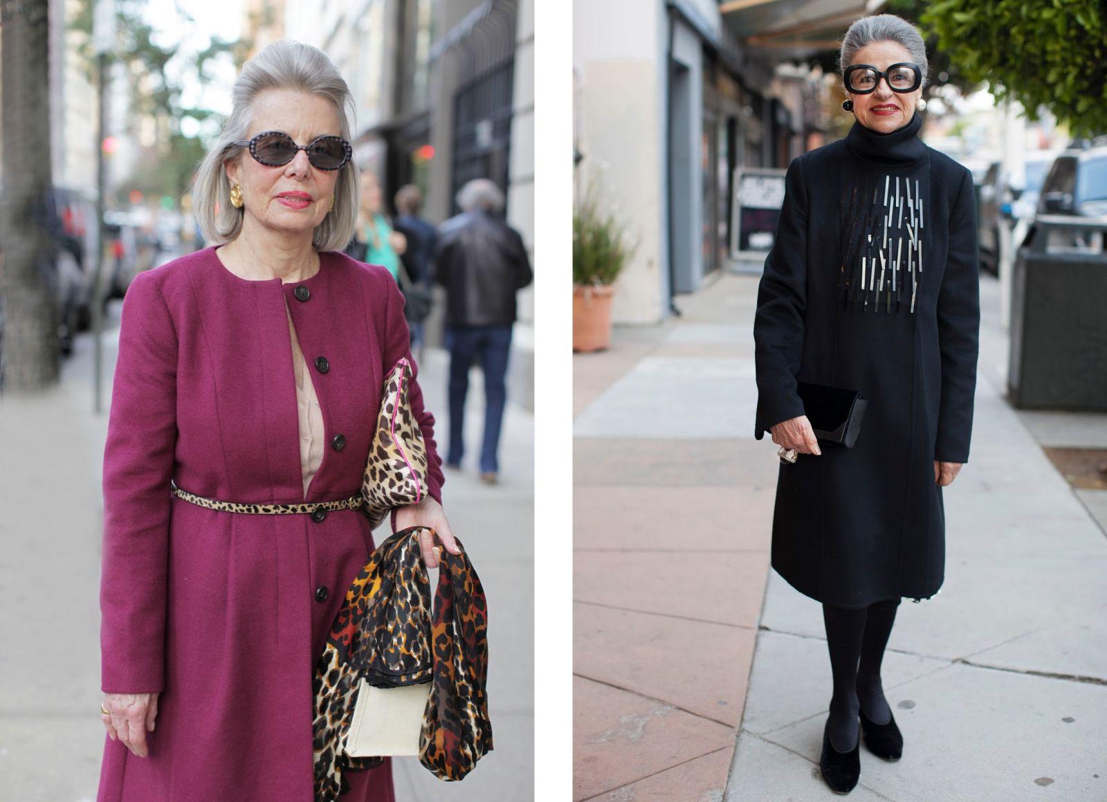 Как быть стильной даже в 80 лет: проект блогера - фото №2