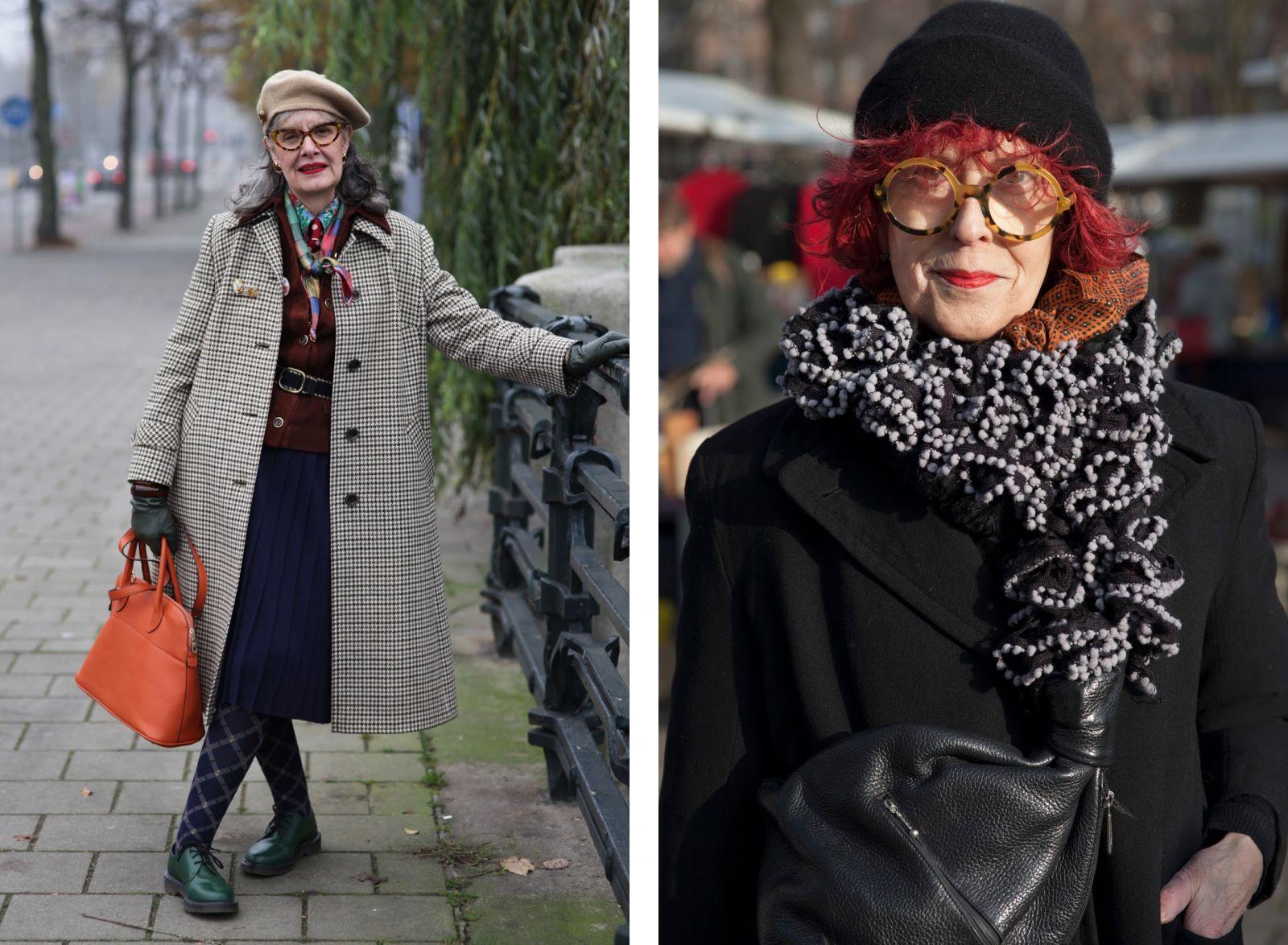 Как быть стильной даже в 80 лет: проект блогера - фото №3