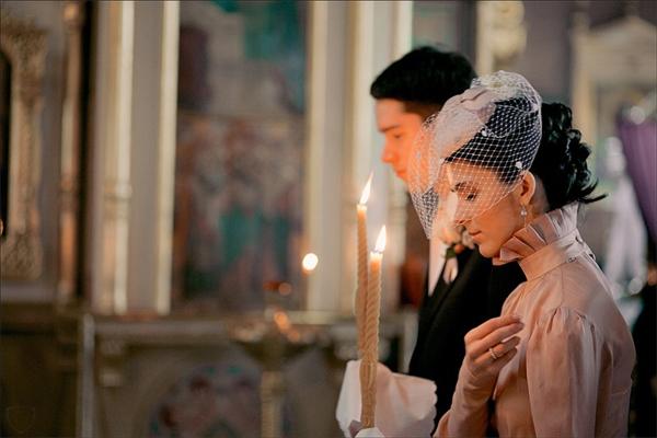 обряд венчания фото