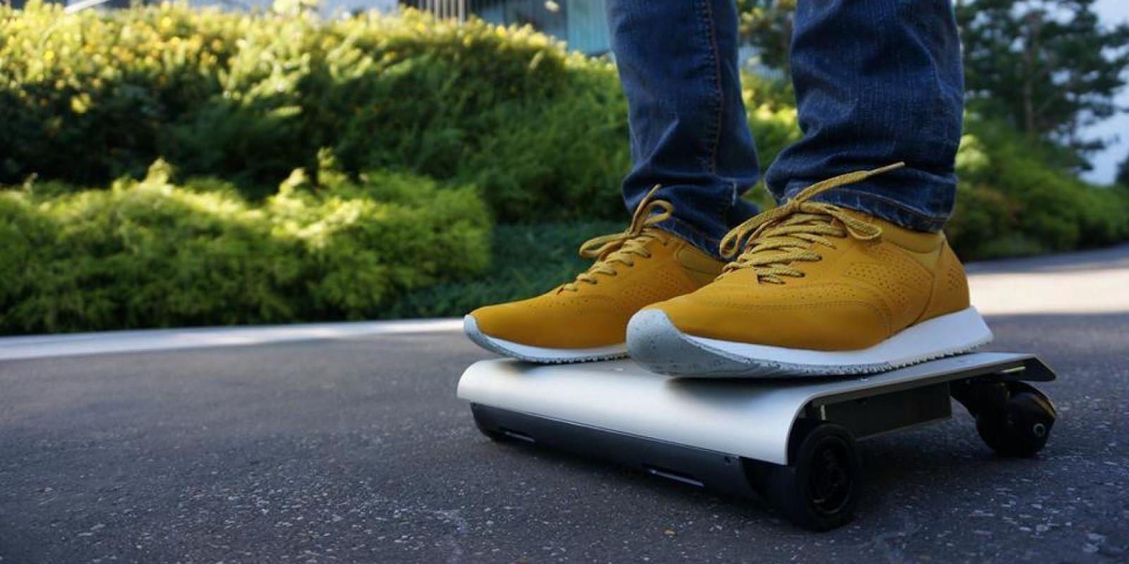 Pocket-транспортное средство WalkCar