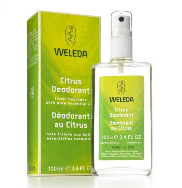 Безопасные дезодоранты: лучшие средства - фото №1
