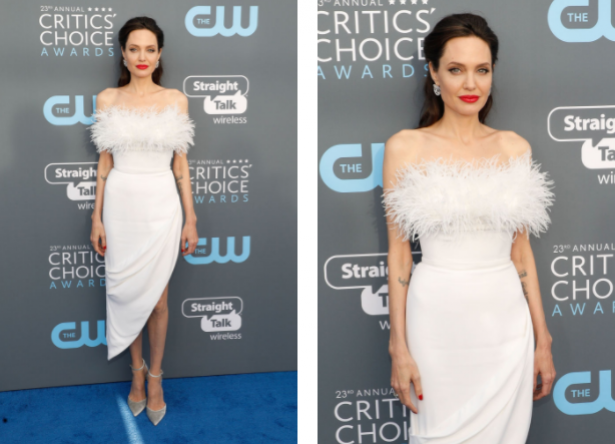 Critics' Choice Awards анджелина джоли фото