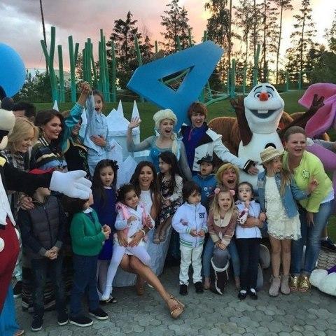 Ани Лорак показала дочь: фотографии с празднования 4-летия девочки - фото №2