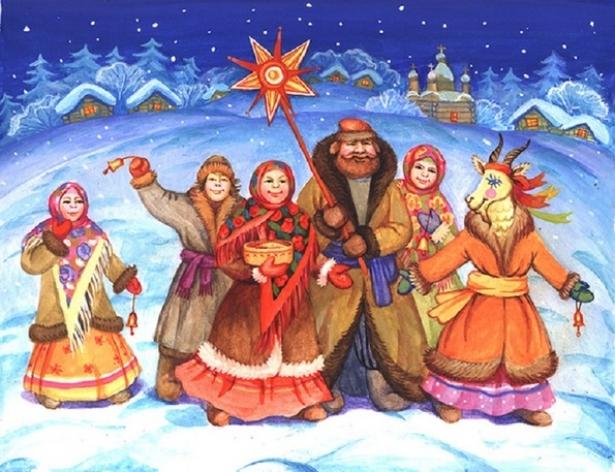 маланья зимняя традиции щедрого вечера