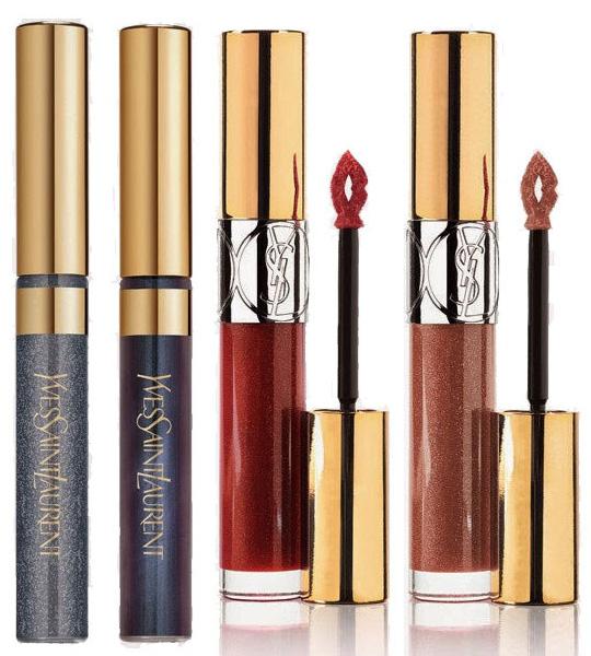 Осенние коллекции макияжа от известных брендов - фото №22