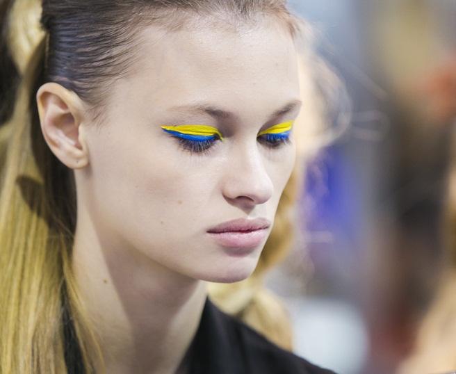День Независимости: какой make-up предпочитают украинки - фото №1