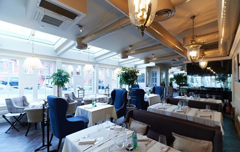 Ресторан недели: Три вилки - фото №2