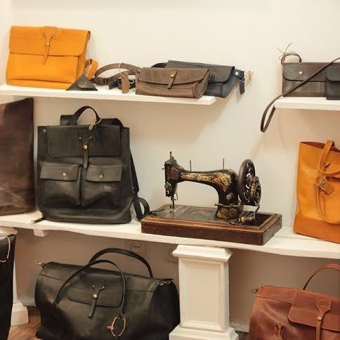 Где в Киеве купить эксклюзивные сумки от украинских мастеров - фото №8
