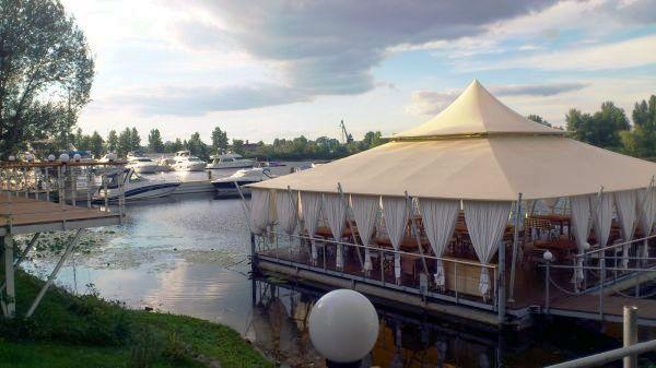 Лучшие заведения Киева у воды - фото №8