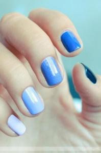 50 идей модного летнего маникюра и дизайна ногтей (фото) - фото №17