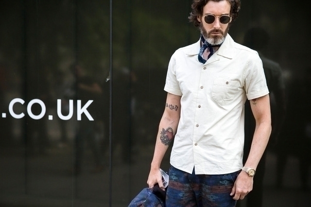 LONDON COLLECTIONS MENS SS`2017