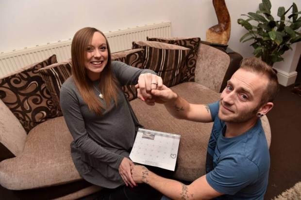 Скрытая миссия: британец 5 месяцев незаметно делал предложение возлюбленной - фото №5