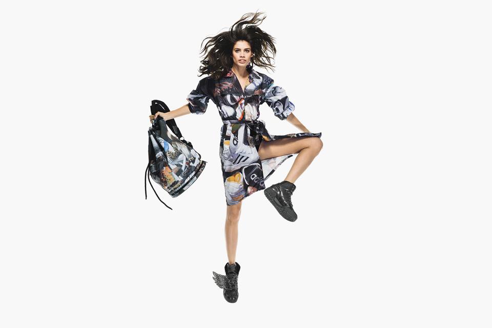 Что искать в новой коллекции adidas Originals by Jeremy Scott - фото №2