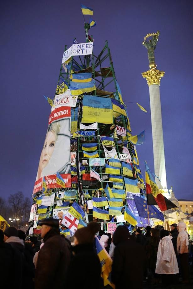Места, которые приобрел Киев, благодаря событиям на Майдане - фото №2