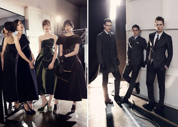 Лучшие рекламные кампании модных брендов осени 2013 - фото №13