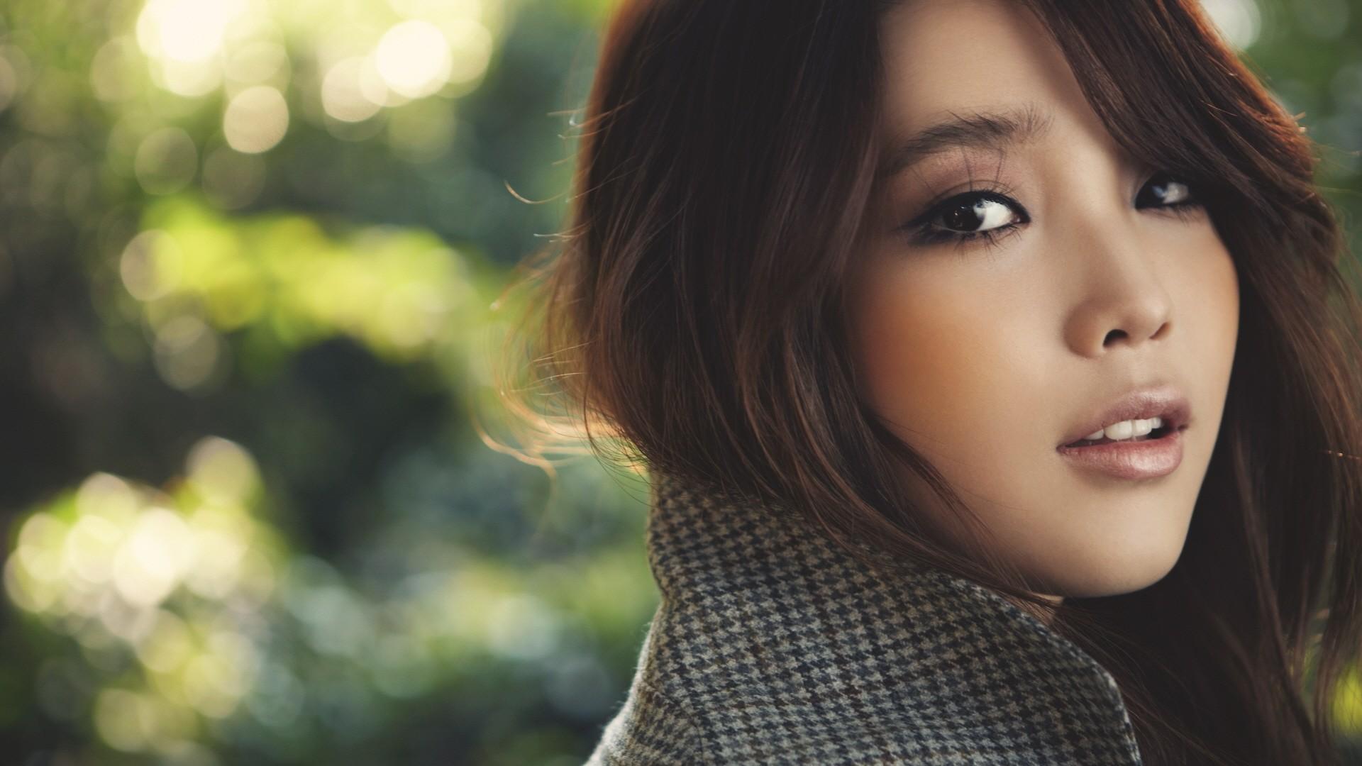 Сексуальные фото корейские девушки, девушки на подиуме в нижнем белье