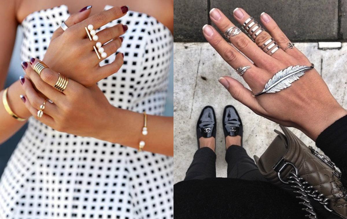 Модные фаланговые кольца 2015 фото 2d5345c79f6