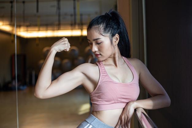 Какие упражнение помогут рукам похудеть?