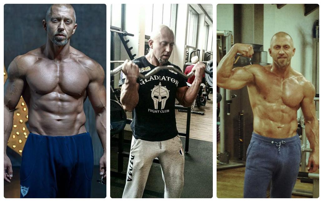 Тренер предлагает стероиды пептиды до и после