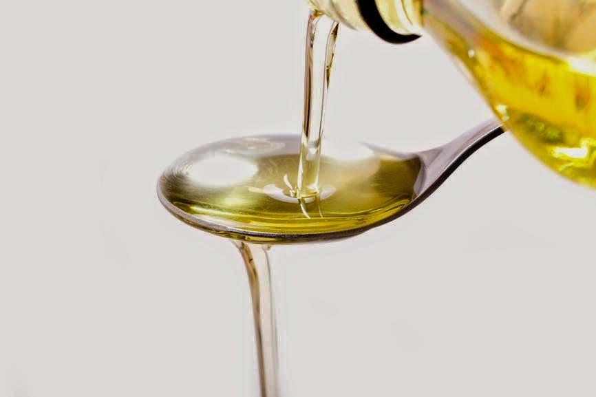 Полоскание рта растительным маслом