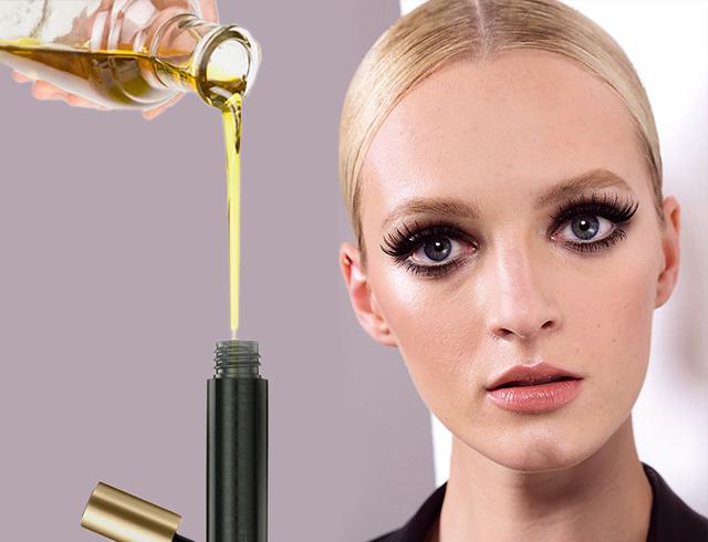 Как использовать касторовое масло для ресниц