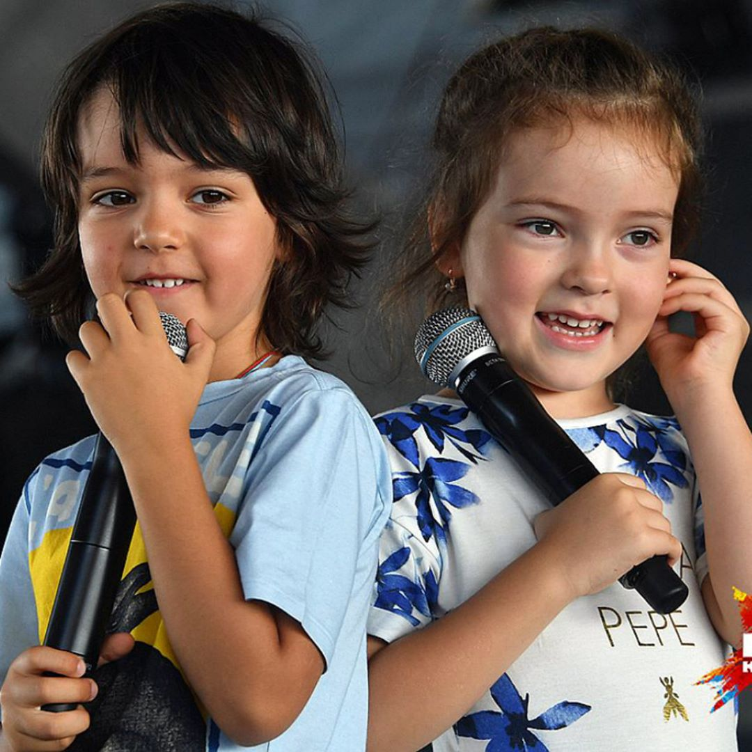 Киркоров и дети фото 2018