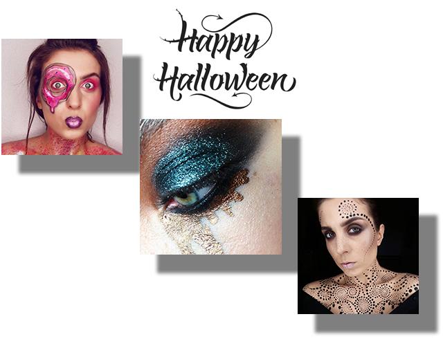 Макияж на Хэллоуин: как создать страшно красивый образ (комментарии ви